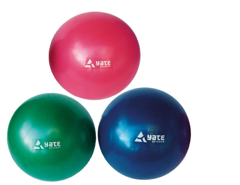 OVER GYM BALL YATE 26 cm zelený