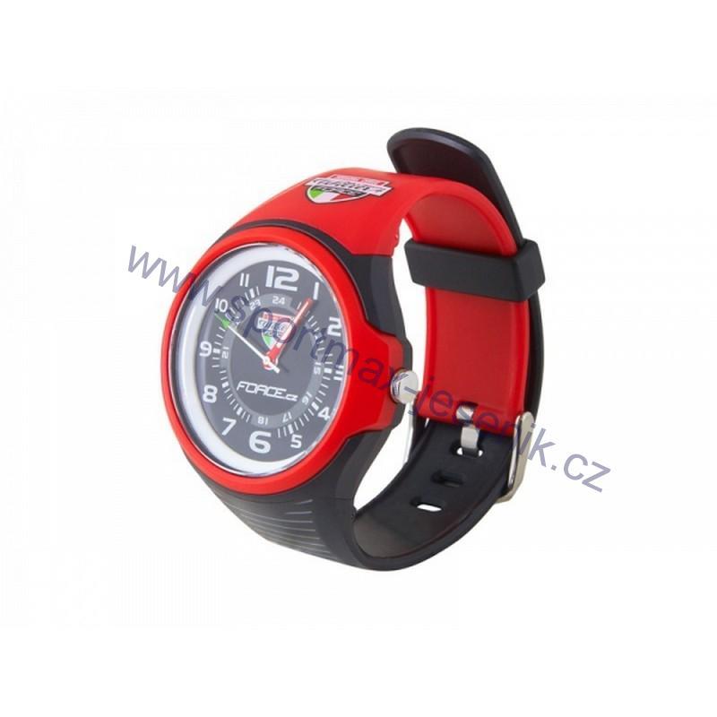 Sportovní hodinky WILIER-FORCE černo - červené d07c02e9b8