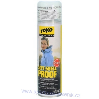 Impregnace TOKO PROOF Soft-Shell