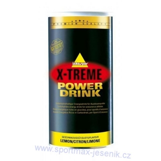 X-TREME POWER DRINK citron 960g
