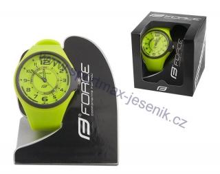 Sportovní hodinky FORCE zelené empty d547182942