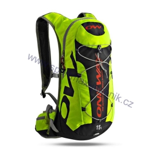 Batoh ONE WAY XC HYDRO 15L Backpack yellow