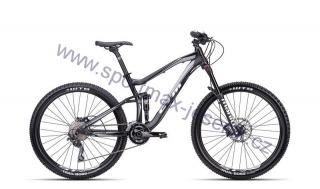 "Kolo Full 27,5"" CTM RAWER Xpert matt black/grey"