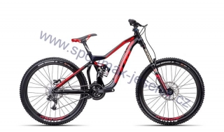 "Kolo Full 27,5"" CTM MONS black/red"