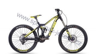Kolo Full CTM MONS Xpert matt black/yellow