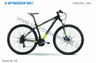 "Horské kolo 29"" Haibike POWER RC 2013"