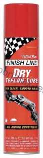 Mazivo FINISH LINE Teflon Plus  DRY - sprey