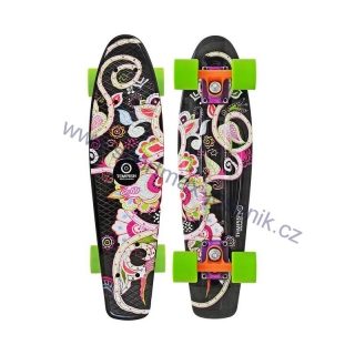 Skateboard SILIC black