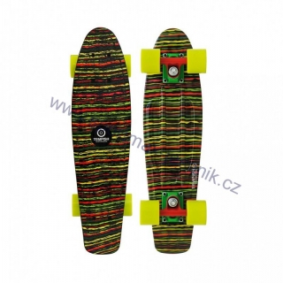 Skateboard SILIC green