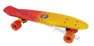 Skateboard BUFFY STAR gold